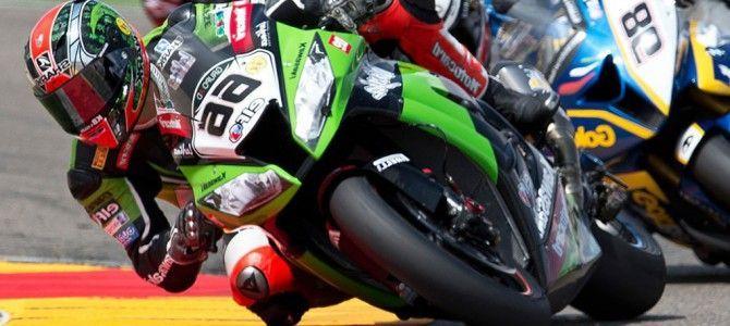 Disfruta del Mundial de Superbikes en Motorland Aragón.