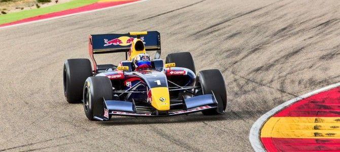 Word Series by Renault en Motorland Aragón.